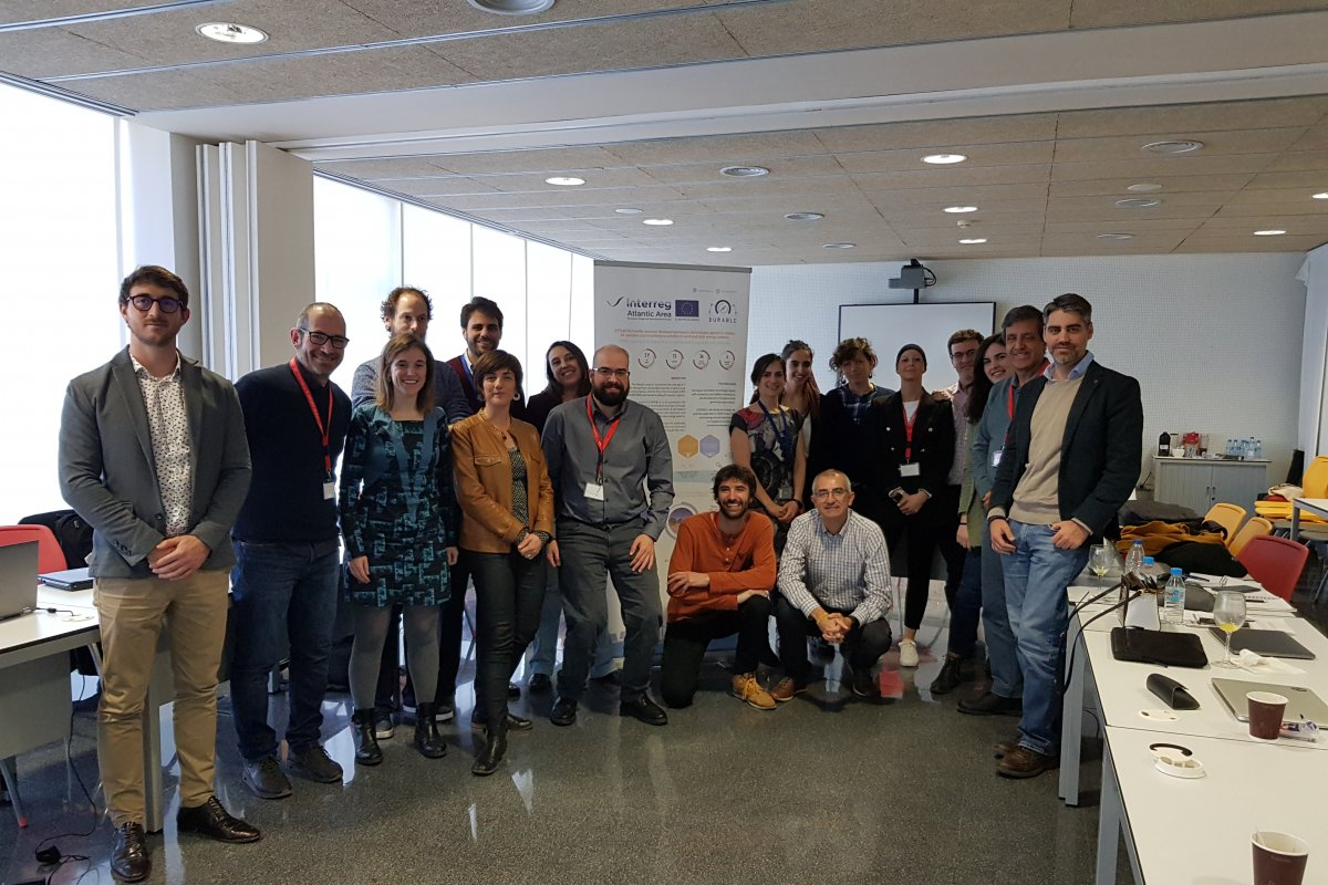 DURABLE partners during meeting in Seville
